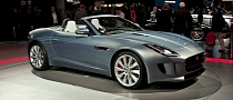 Jaguar F-Type Registers Over 2,000 Orders So Far