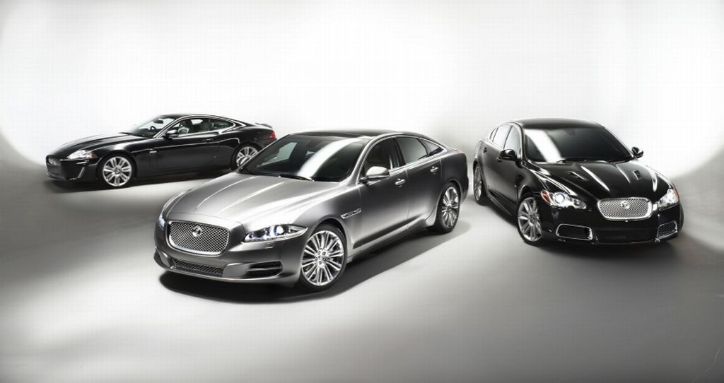 Jaguar Gets Class Leading Residuals - autoevolution