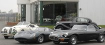 Jaguar Heritage Museum Re-Opened