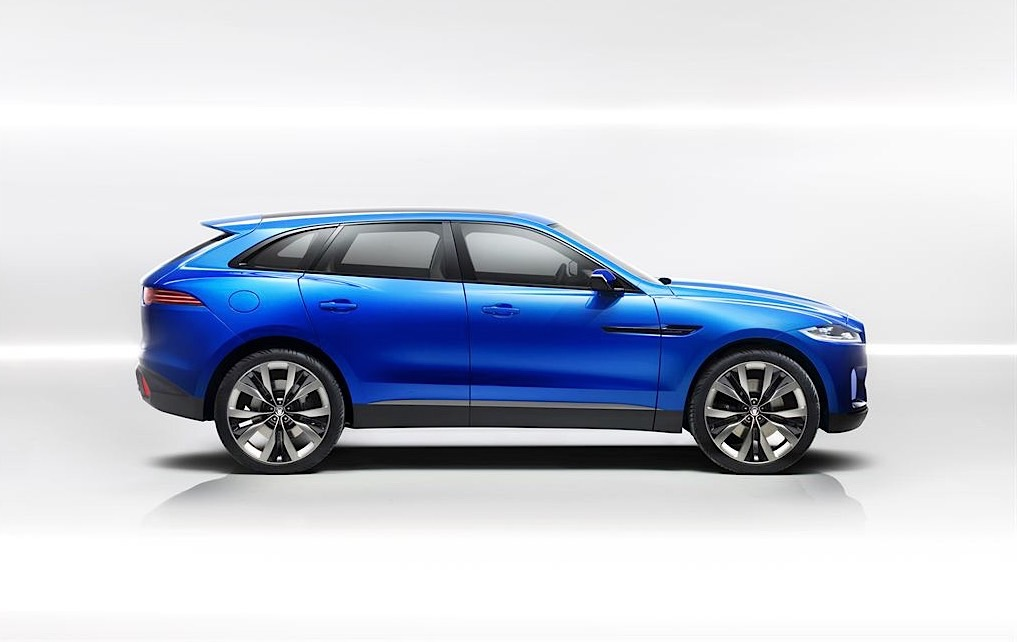 Jaguar J-Pace SUV Reported to Arrive in 2019, We Feel Confused ...