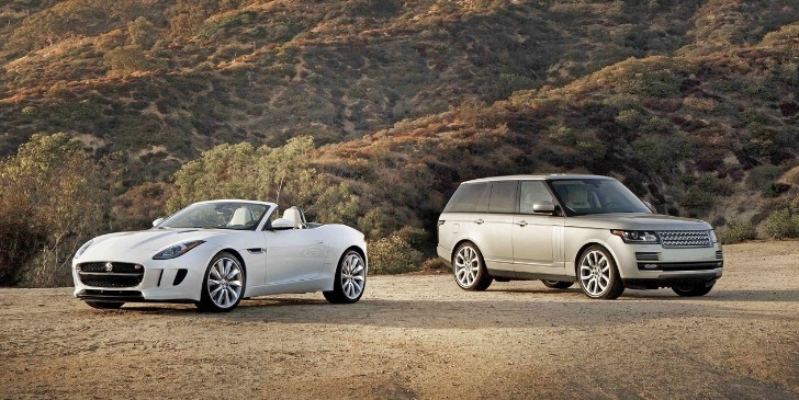 Jaguar Land Rover Reports Record UK September Sales