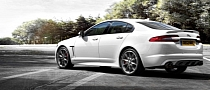 Jaguar Launches XFR Speed Pack in Moscow
