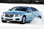 Jaguar Opens New Winter Testing Grounds in Minnesota