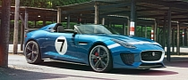 Jaguar Project 7 Unveiled Ahead of Goodwood Debut [Photo Gallery]