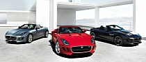 Jaguar Releases First Official Picture of F-Type Roadster