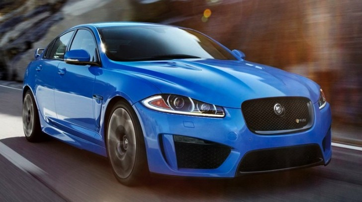 Jaguar Reveals Hot XFR-S Ahead of LA Debut