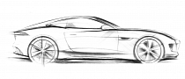 Jaguar Sketches C-X16 Production Concept, Could Preview Next XK