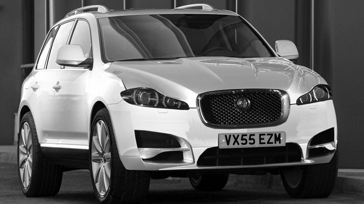 Jaguar SUV Rendering Released