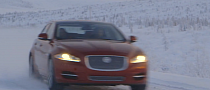 Jaguar Takes AWD XJ into Arctic Territory [Video]