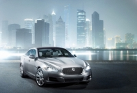 The program will debut in May, on the XJ saloon