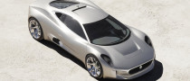 Jaguar, Williams to Turn C-X75 Concept into Flagship Supercar