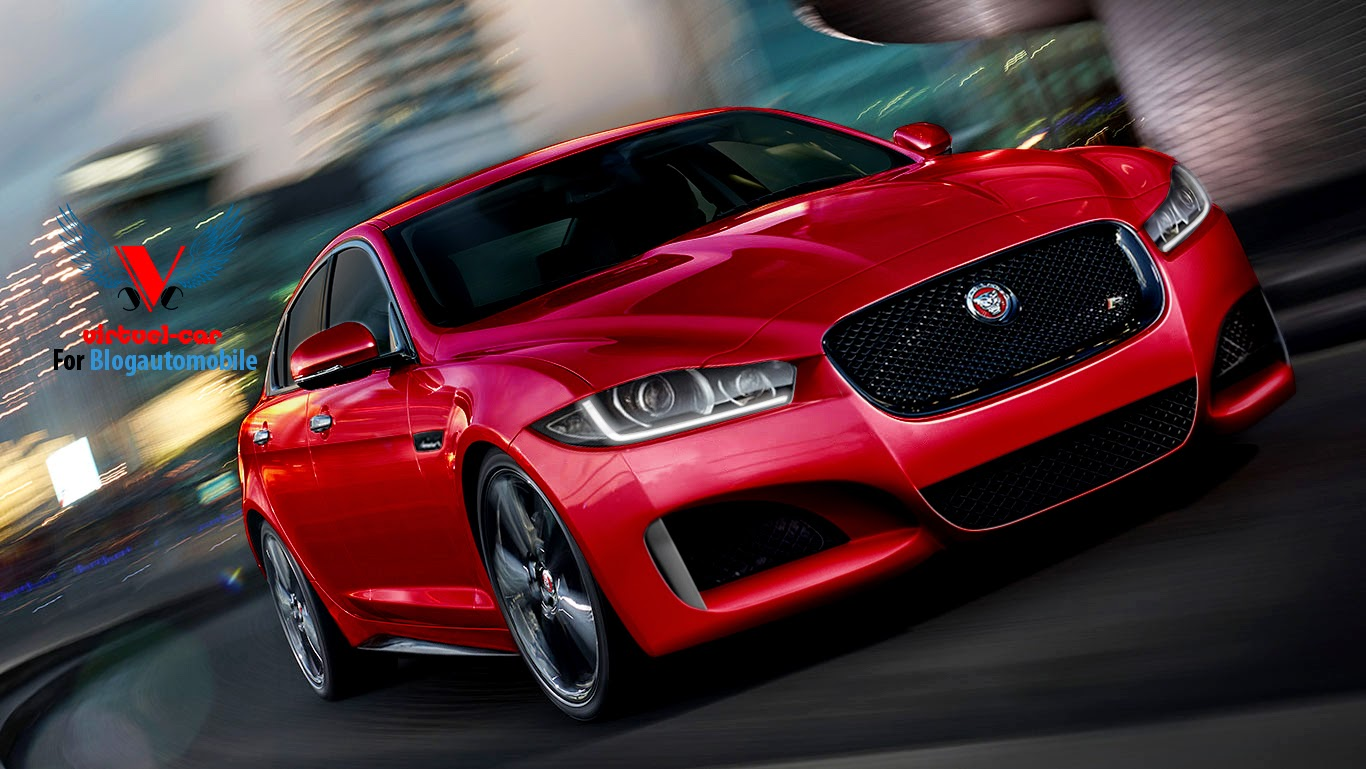 Jaguar Xe Compact Executive Saloon Rendering Comes Close To The Real Thing on Jaguar S Type V6 Engine