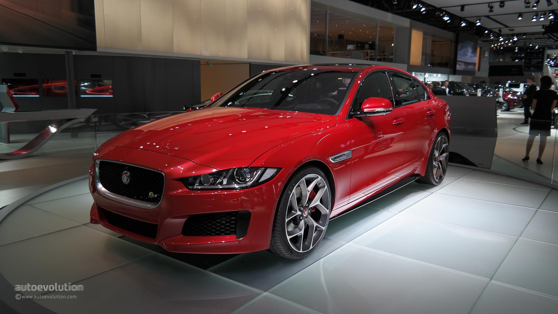 Jaguar XE Debuts at Paris, Pricing Announced, Ingenium ...