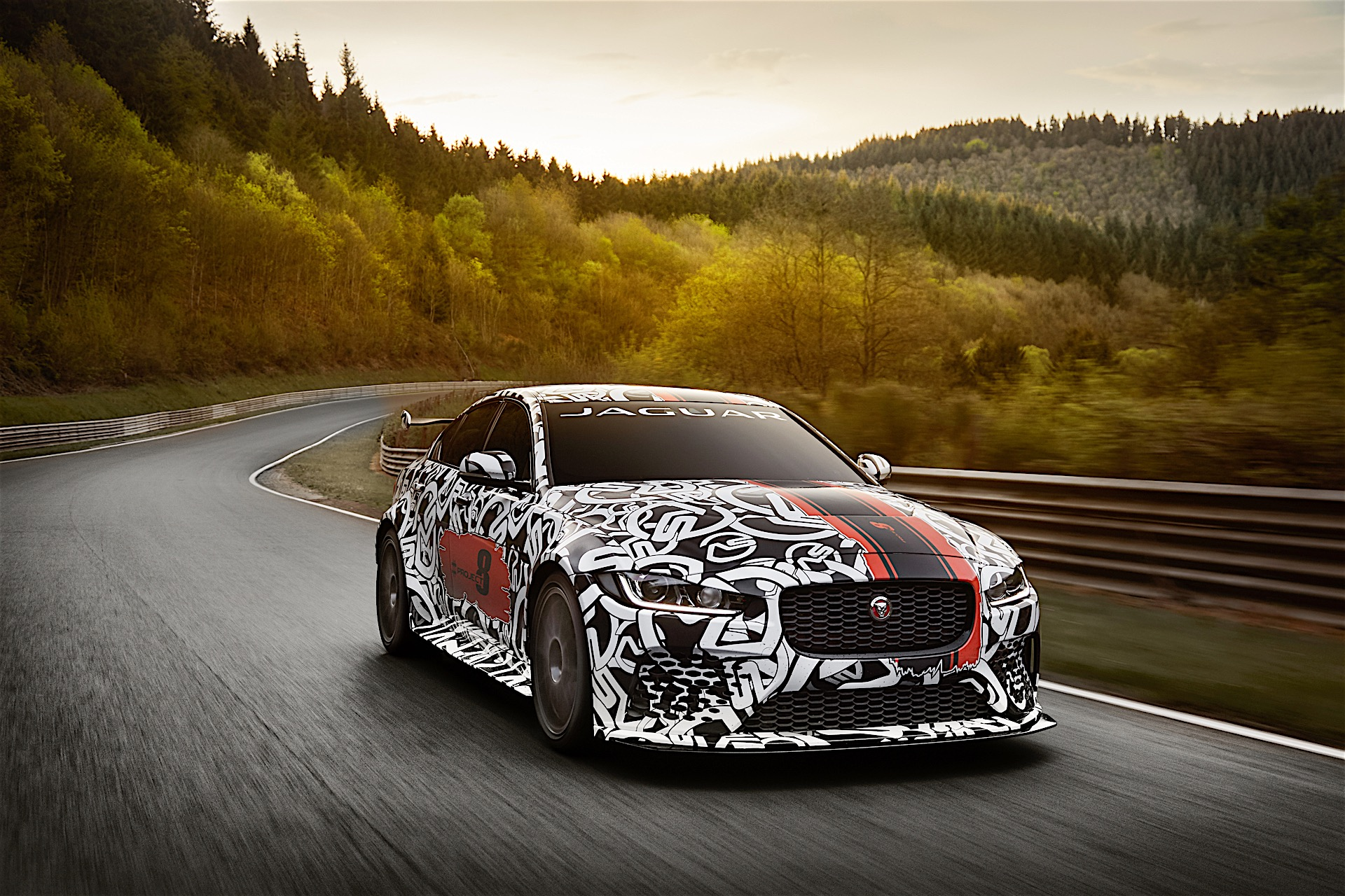 Jaguar XE SV Project 8 confirmed, most powerful Jaguar ever