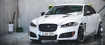Jaguar XF Complex Tuning Transformation by 2M-Designs [Photo Gallery]