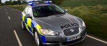 Jaguar XF Diesel S Police Pursuit Vehicle