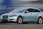 Jaguar XF Sportbrake Estate Rendering
