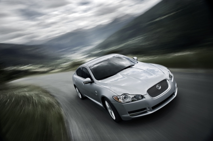 jaguar xf the 2009 best executive car autoevolution. Black Bedroom Furniture Sets. Home Design Ideas
