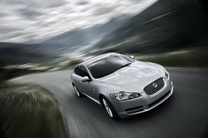 jaguar xf the 2009 best executive car autoevolution. Black Bedroom Furniture Sets. Home Design Ideas
