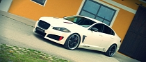 Jaguar XF Tuned by Loder1899