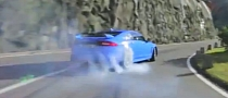 Jaguar XFR-S Official Drifting in Promotional Clip [Video]