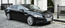 Jaguar XJ Crowned Best Luxury Car in the UK