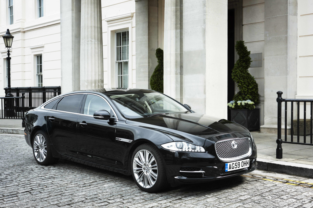 Jaguar Xj Crowned Best Luxury Car In The Uk Autoevolution