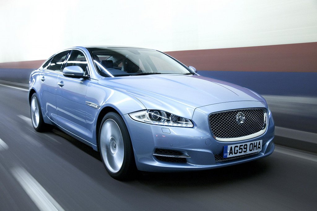Jaguar Xj The Has Been Named Scotland S 2010 Best Luxury Car