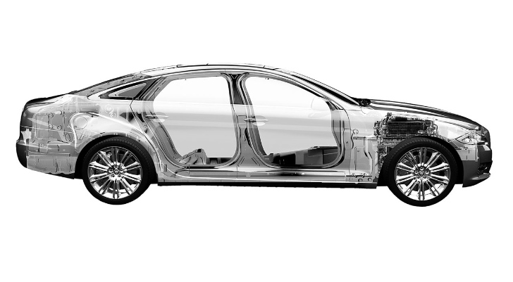 Jaguar XJ Replacement Coming in 2016, May Be Closer to S-Class