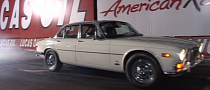 Jaguar XJ with 700 HP Turbo LSX V8: Classy Sleeper [Video]