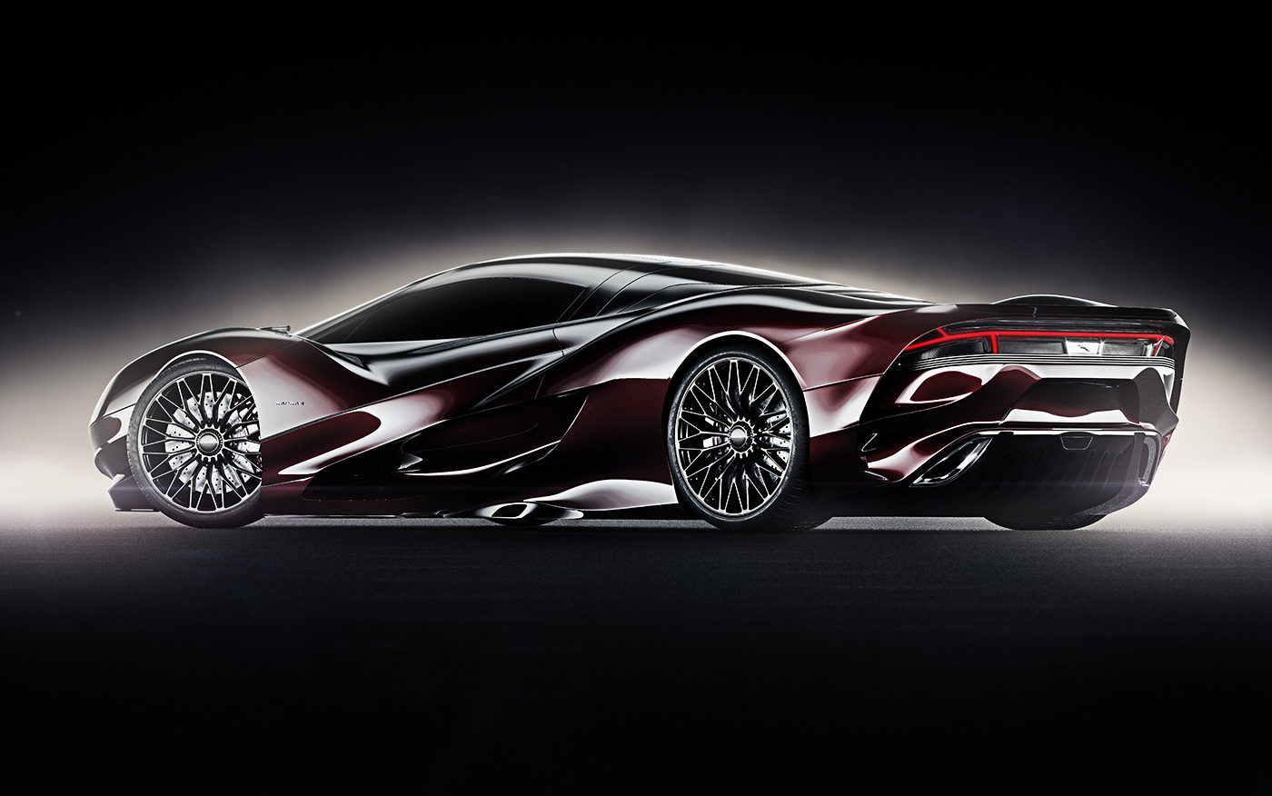 Jaguar XJ220 Successor Reimagined For The 21st Century