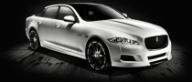 Jaguar XJ75 Platinum Concept Unveiled at Pebble Beach