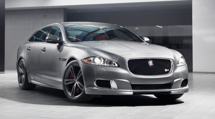 Jaguar XJR Ready for UK Debut at Motor Expo