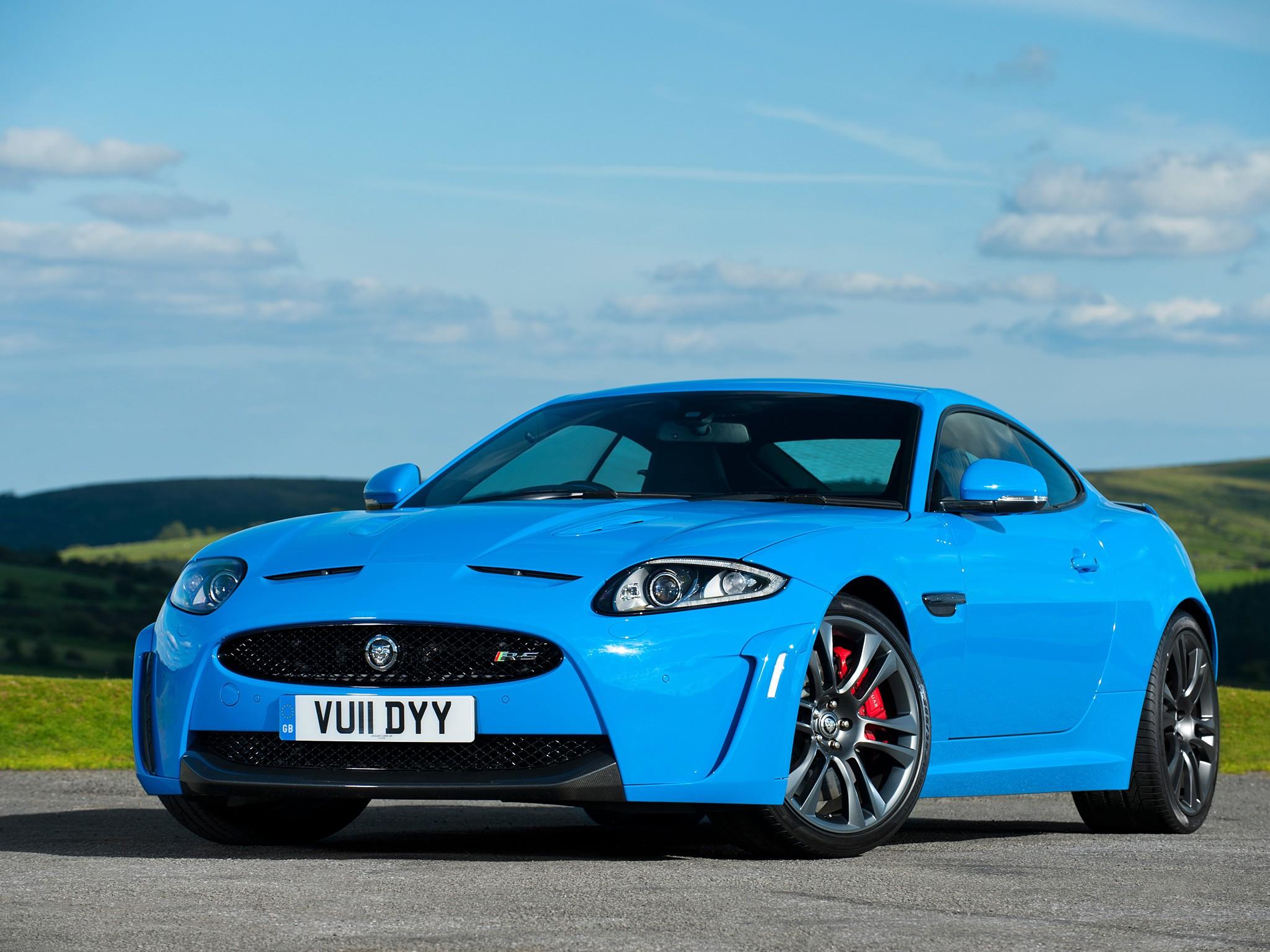 Jaguar Xk Successor Canceled Due To F Type Svr Autoevolution