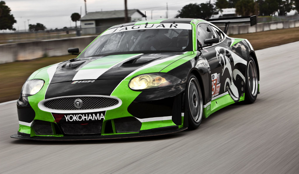 Jaguar XKR GT to Debut at Long Beach - autoevolution