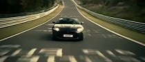 Jaguar XKR-S Convertible Commercial: Nurburgring Testing [Video]