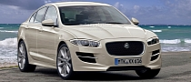 Jaguar's XS 3-Series Rival Rendered