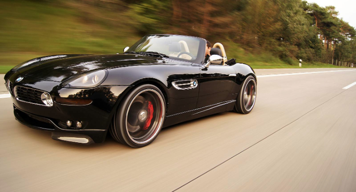 James Bond's Z8 Would've Looked Like this if G-Power Had Anything to Say [Photo Gallery]
