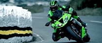 James Hillier Starring in 2013 Kawasaki Ninja ZX-6R Commercial [Video]