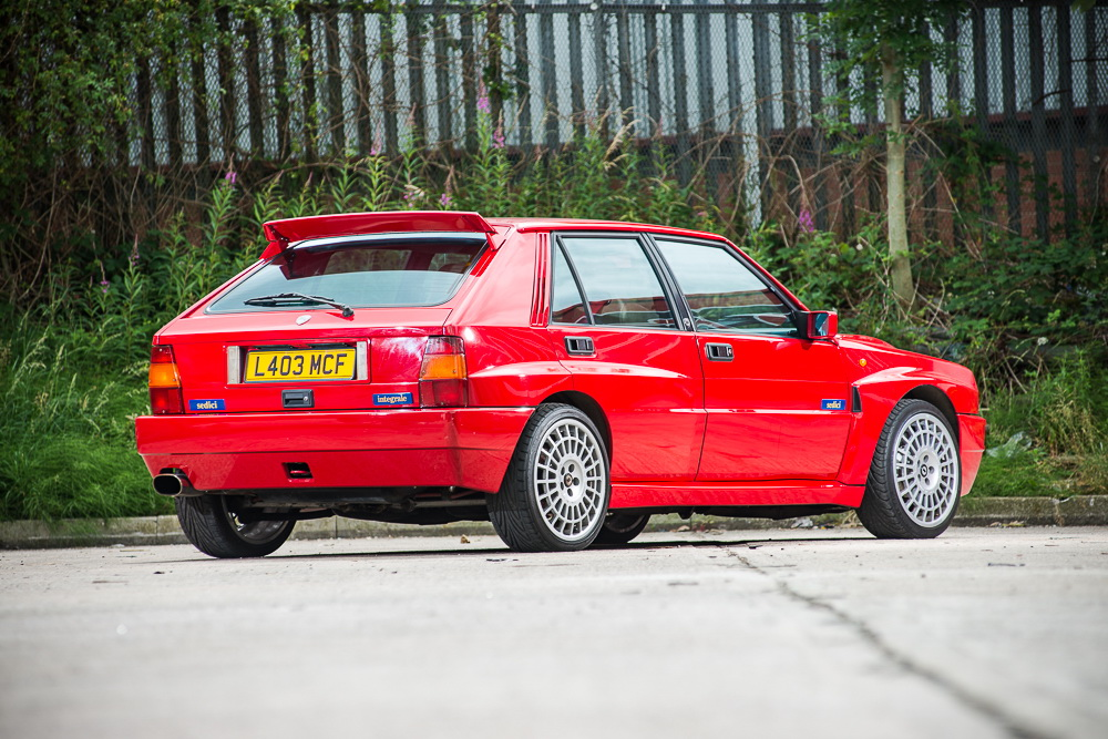 jamiroquai s jay kay is selling his lancia delta integrale evo ii autoevolution. Black Bedroom Furniture Sets. Home Design Ideas