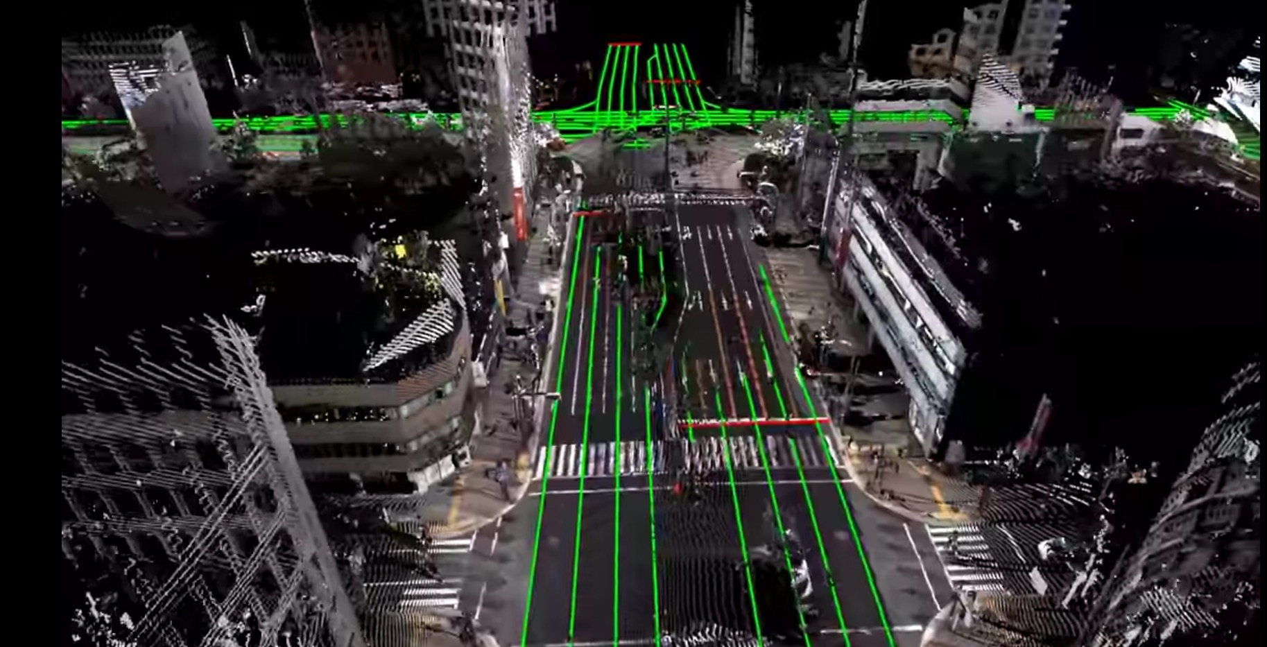 Japan Will Develop D Maps For SelfDriving Cars To Use In - Japan map 3d