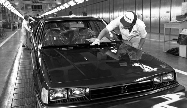 Japanese Auto Industry to Shrink 14% in 2011