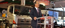Japanese Truck Maker Hino Planning Aggressive Growth in 2013