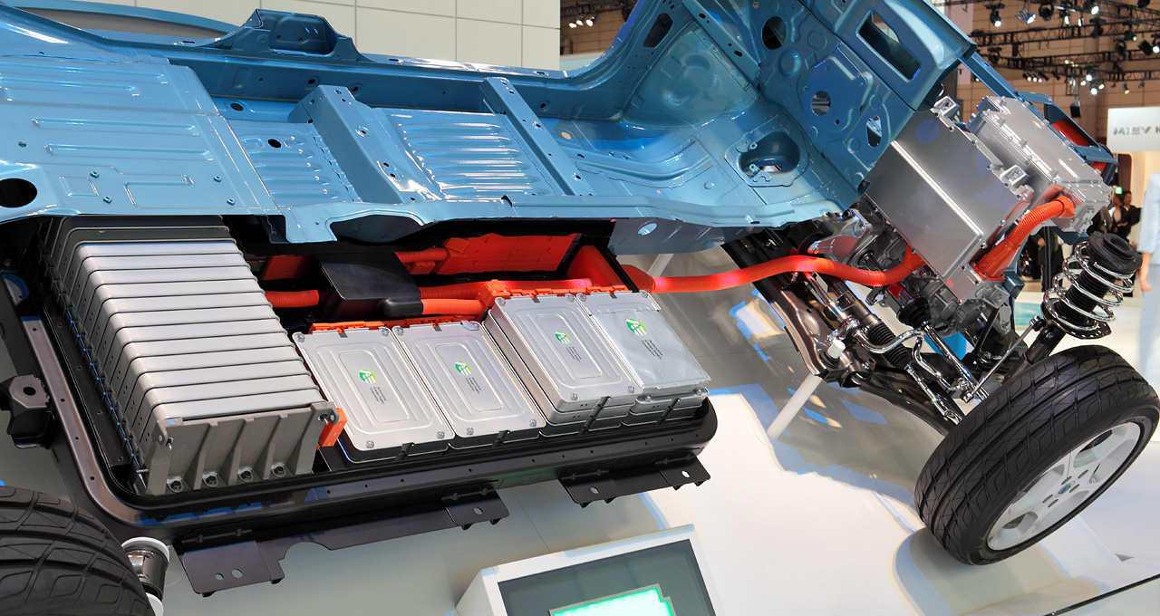 Japanese University Unveils Battery Less Electric Vehicle Wiring Diagram 18 Photos