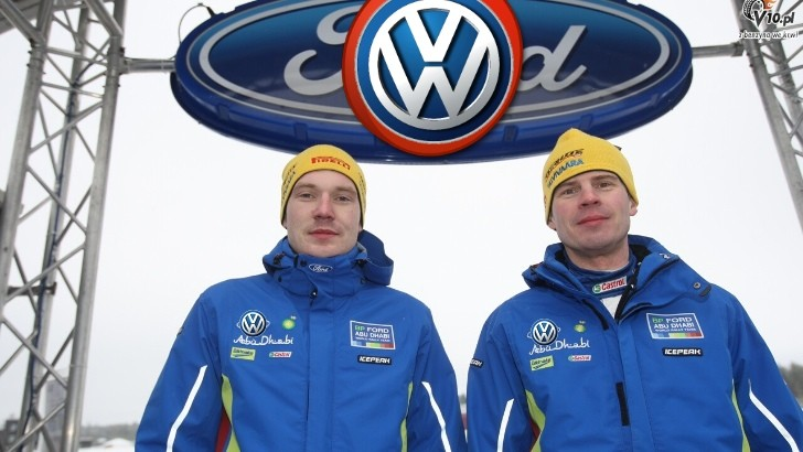 Jari Matti Latvala to Drive Volkswagen Polo WRC in 2013