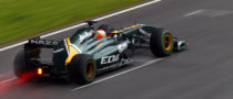 Jarno Trulli Crashes Lotus T128, Ends Barcelona Testing