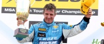 Jason Plato Breaks BTCC Record