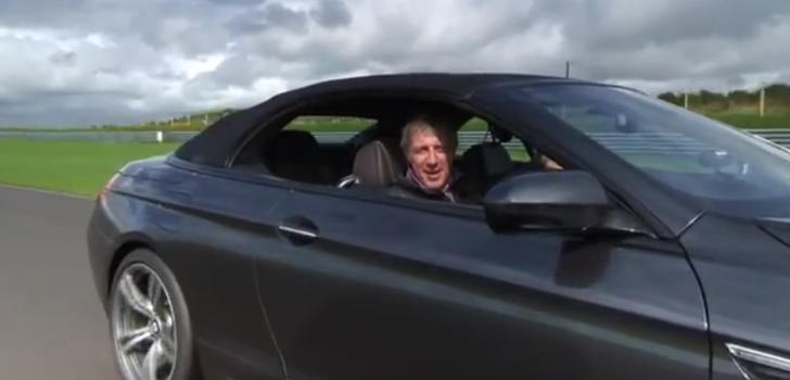 Jason Plato Tests the New BMW F12 M6 [Video]