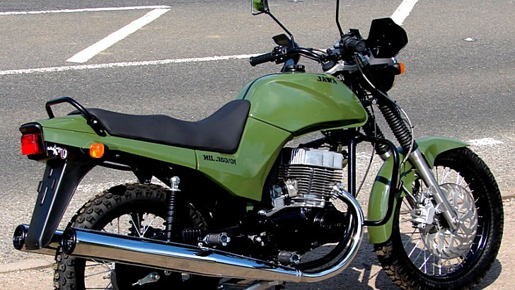 Jawa 350 Is Still Available
