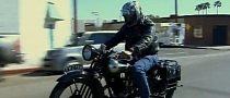 Jay Leno and His Amazing 1930 Brough Superior SS100 [Video]